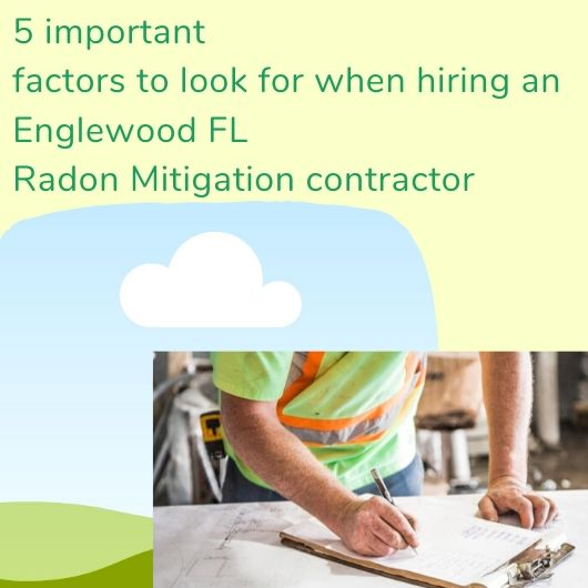 Englewood Radon Contractor picture with words   Fort Myers ...