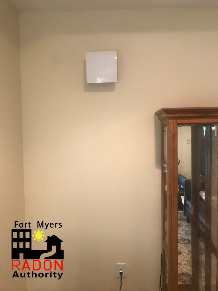 Fresh Air Radon System
