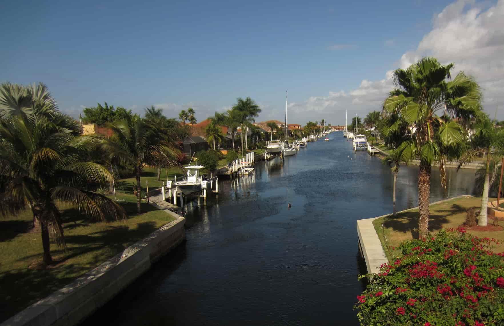 Punta Gorda FL Canal homes tested for radon